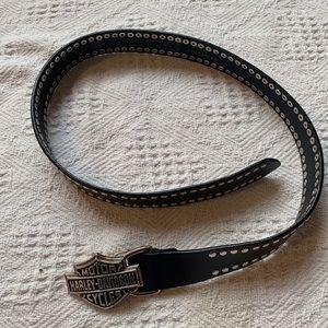 Harley Davidson Belt